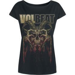 Volbeat Bleeding Crown T-ShirtEmp.de #graphicprints
