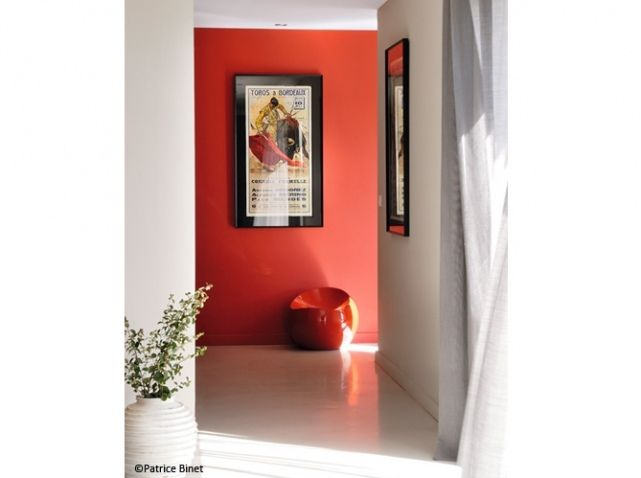 15 id es pour am nager son couloir entrance halls for Decoration couloir moderne