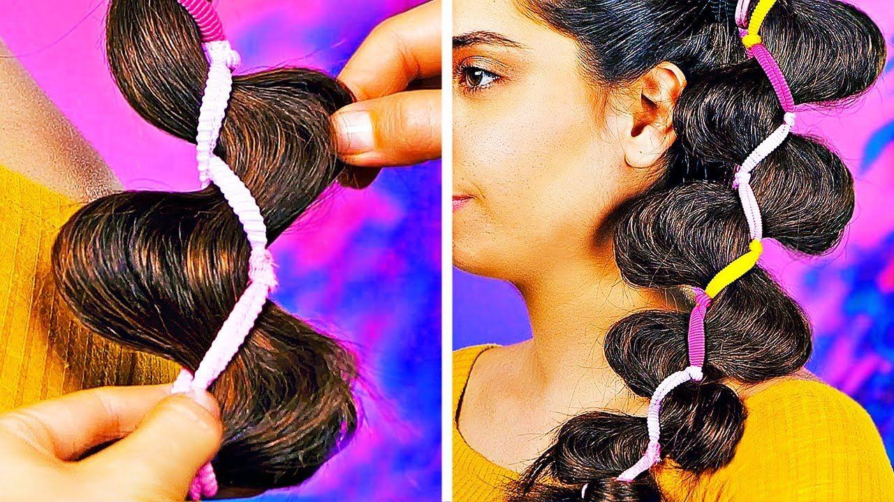 Fascinante ideas en 5 minutos peinados Imagen de estilo de color de pelo - 29 ELEGANTES Y SENCILLOS PEINADOS PARA UN LOOK HERMOSO en ...