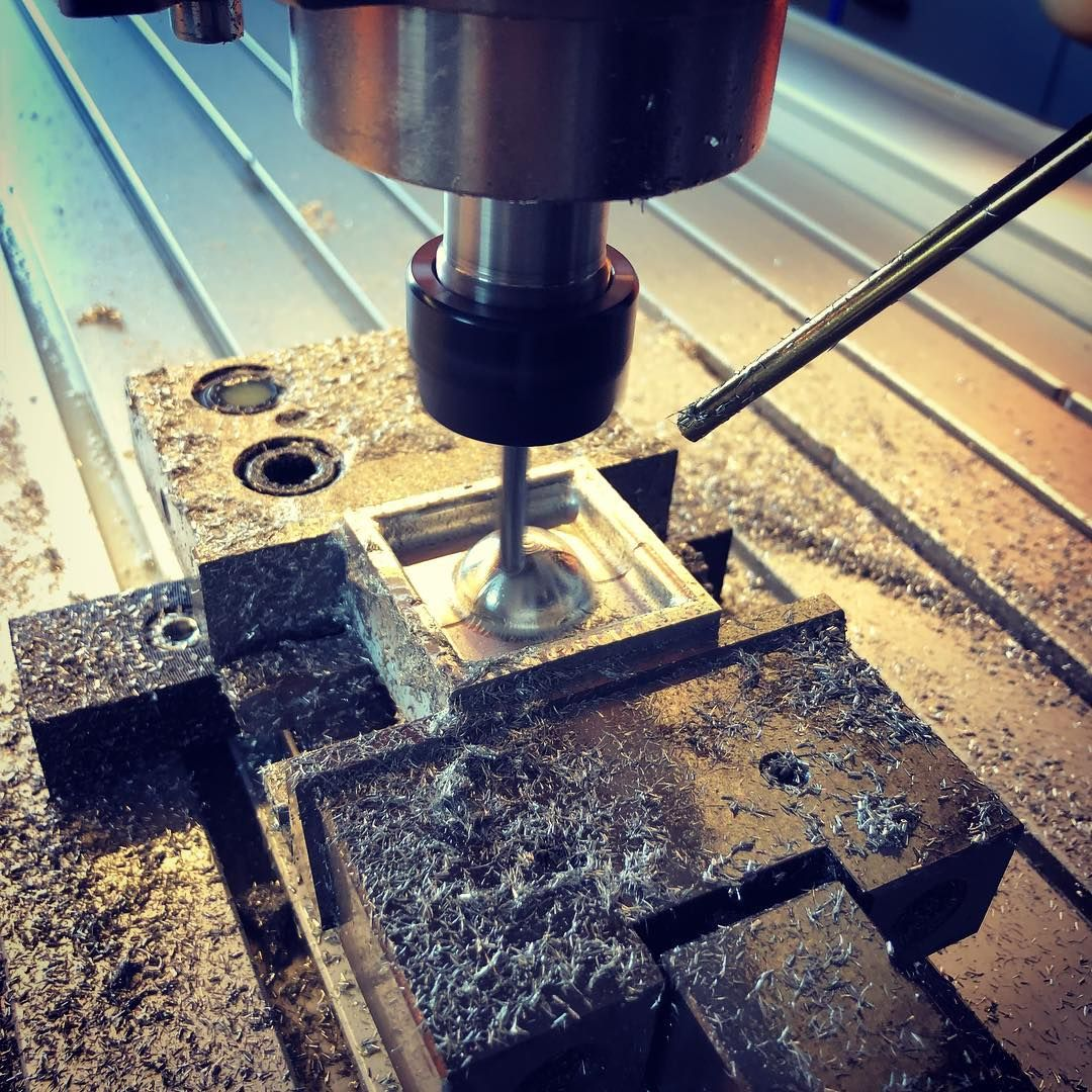2 5d Aluminum Milling With The Q 204