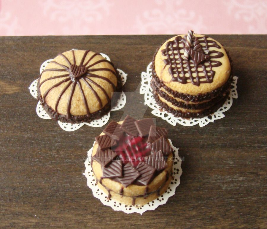 tiny pretty cakes - Google Search