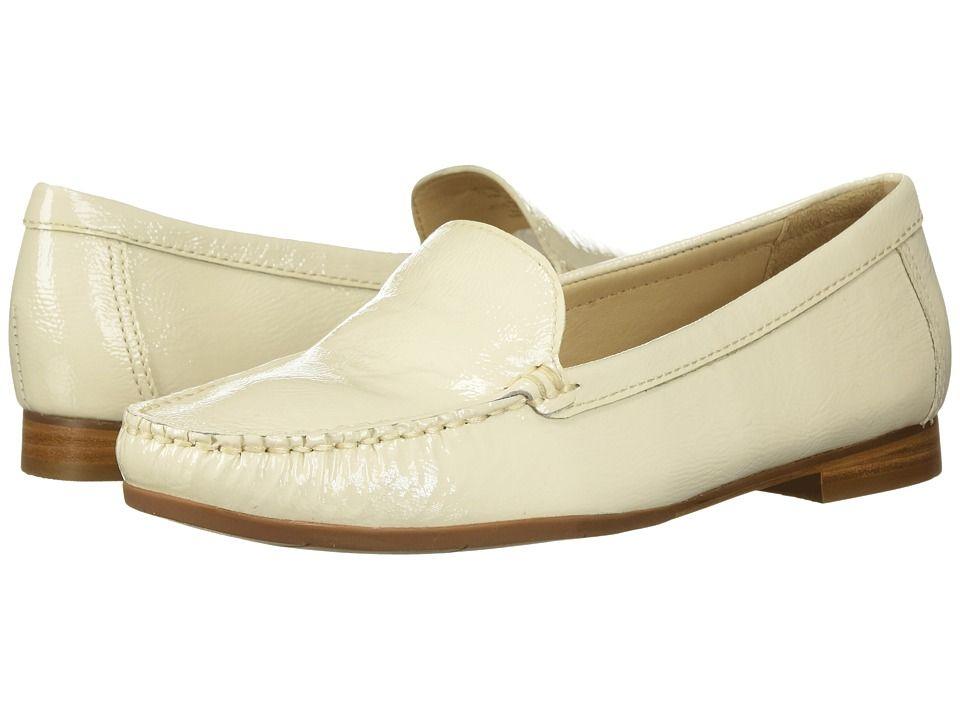Hush Puppies Yorktese Slip On Women S Slip On Shoes Birch Patent