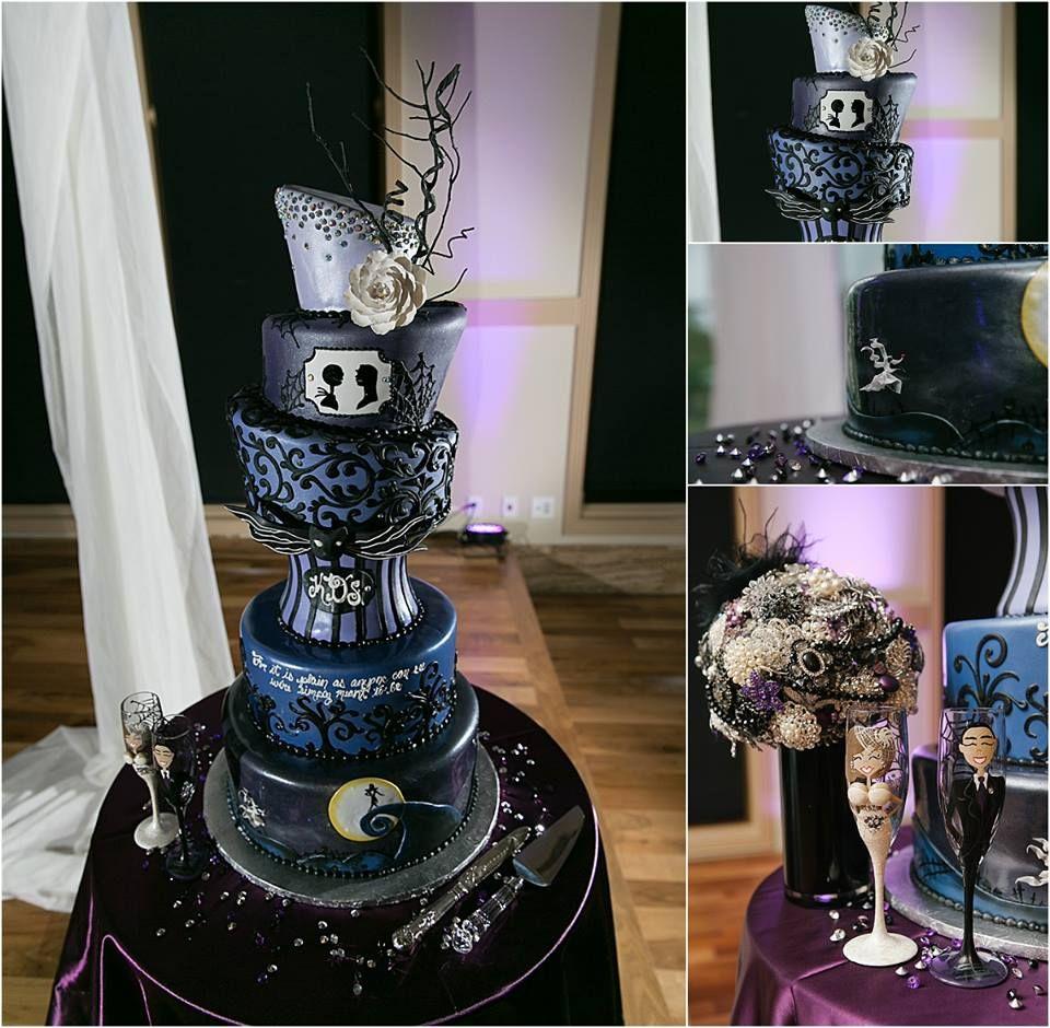 Nightmare Before Christmas Cake | Amazing Cakes | Pinterest | Cake ...
