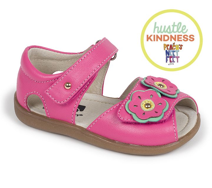 Our Hustle Kindness campaign just got bigger! We've added two new Hustle Kindness shoes to seekairun.com, supporting Peach's Neet Feet and children living with serious illness or disability.