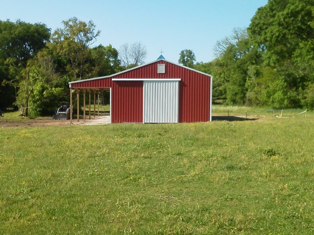 30x50x14 with 12x50 shed pole barn for Design your own pole barn online