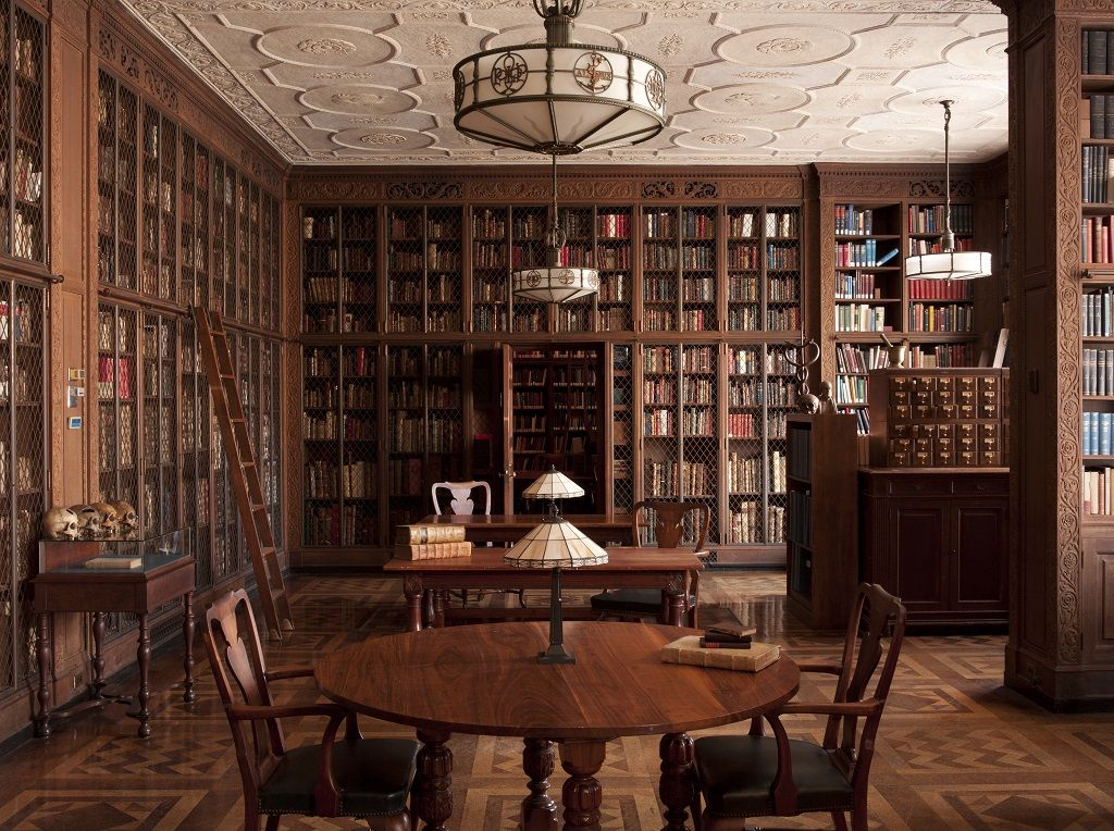 New York Academy of Medicine Library