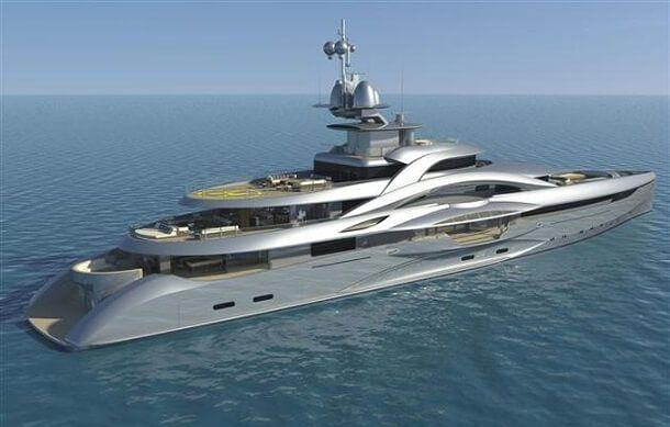 bateaux et yachts de luxe les plus chers au monde bateaux pinterest bateaux bateaux de. Black Bedroom Furniture Sets. Home Design Ideas