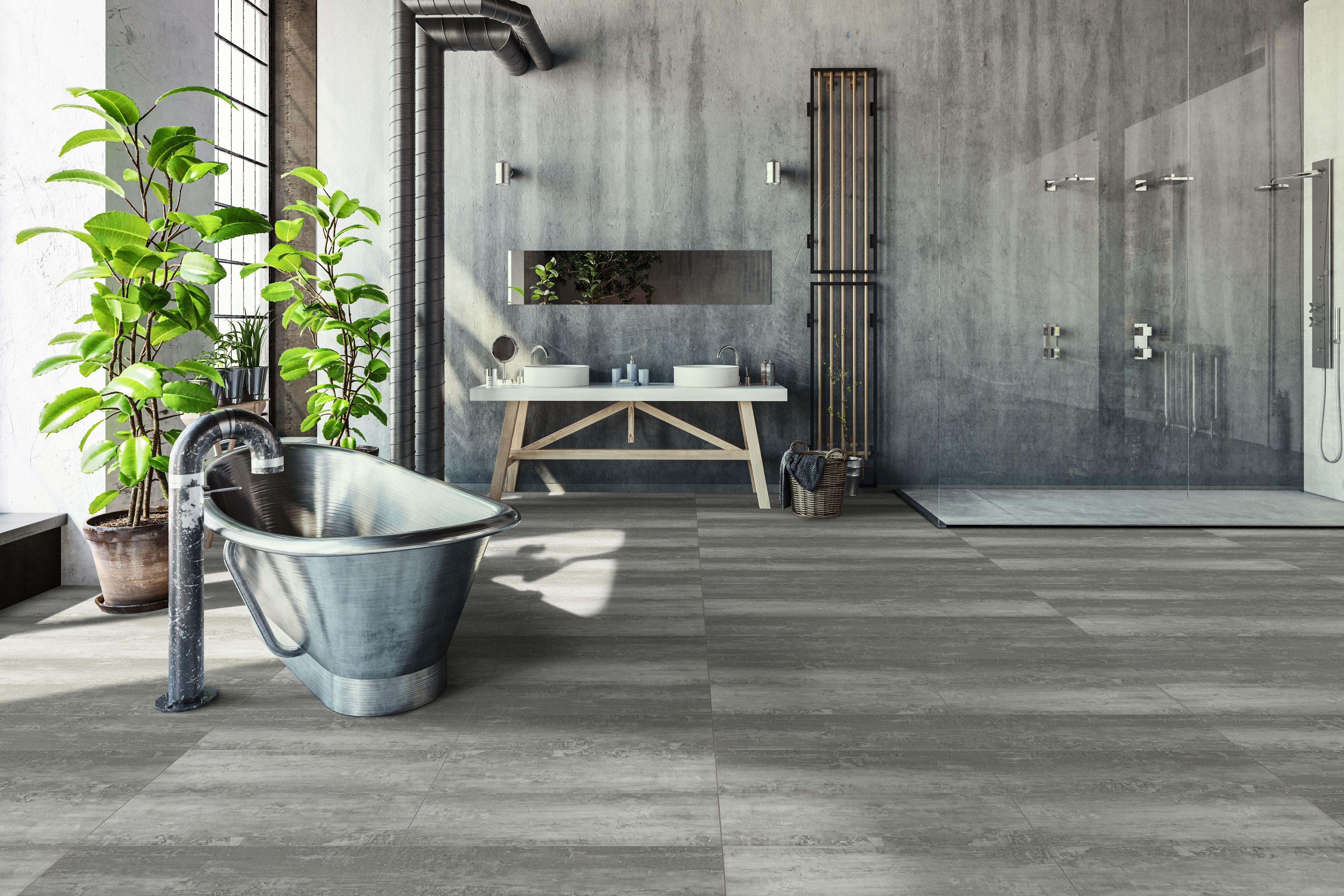 Revotec Style Ethos Color Milos Industrial Style Bathroom Grey Bathroom Interior Home Design Magazines