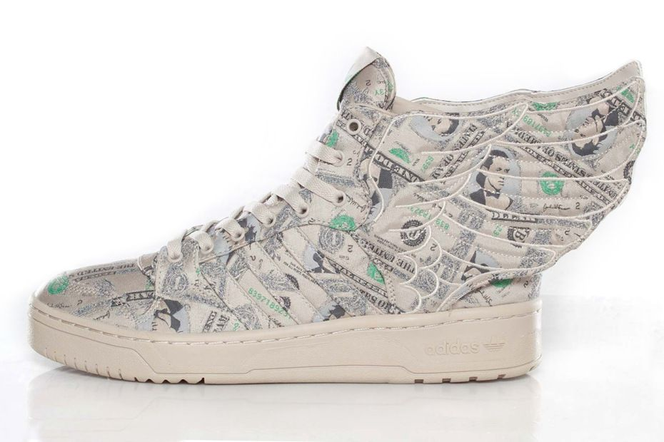 jeremy scott wings money