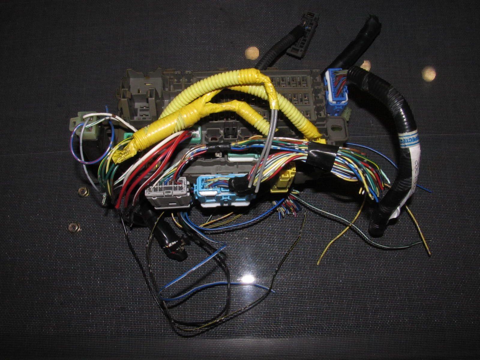 96-00 Honda Civic OEM Interior Fuse Box | Autopartone.com ... on