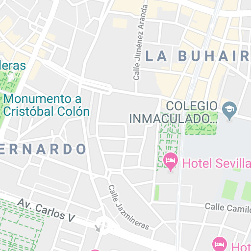Seville Apartment Santa Cruz Square Seville Spain