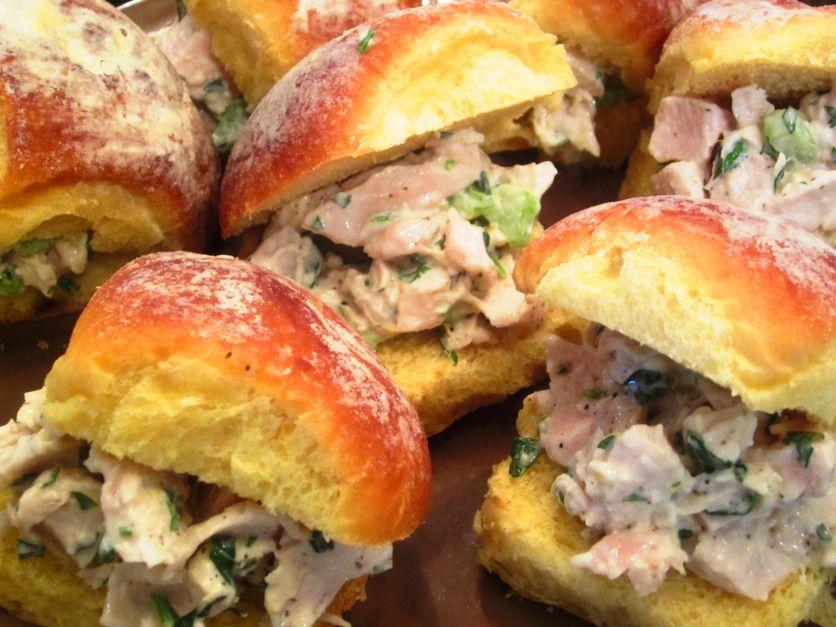 Ina Garten Tarragon Chicken Salad Sammiches Pinterest Salad