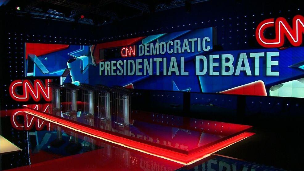 Unbelievable : CNN's Democratic Debate Broadcast Drew 1 Million Live Streaming Viewers