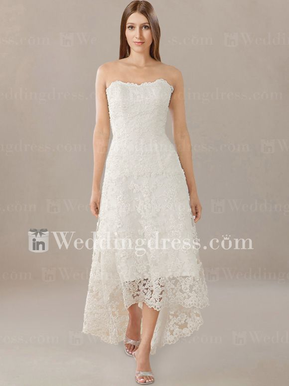 Summer Lace Wedding Dress Bc007 With This Ring I Thee Wed