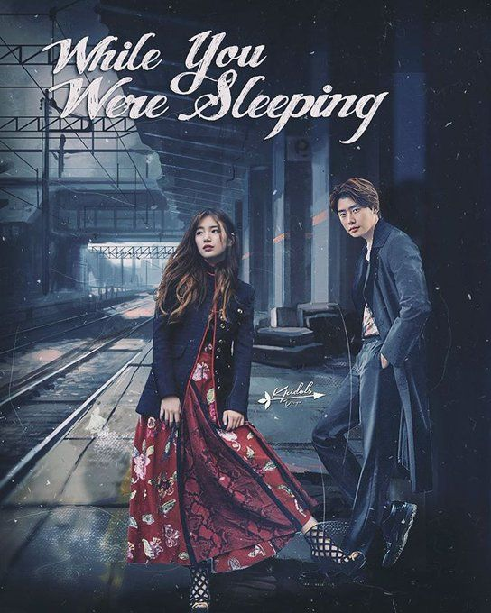 Drama Korea While You Were Sleeping