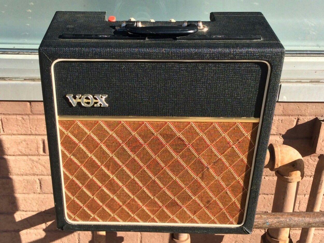 Schematic Further Vox Ac4 Schematic On B Guitar Amp Schematic Diagram