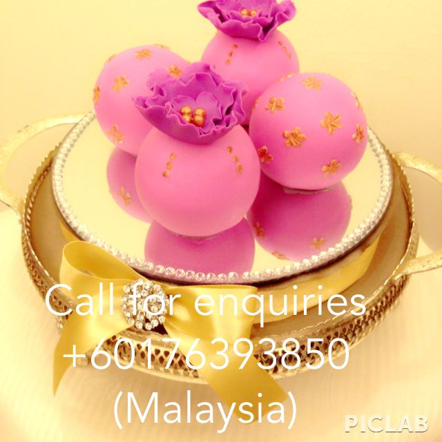 Gubahan dulang hantaran for Malay weddings