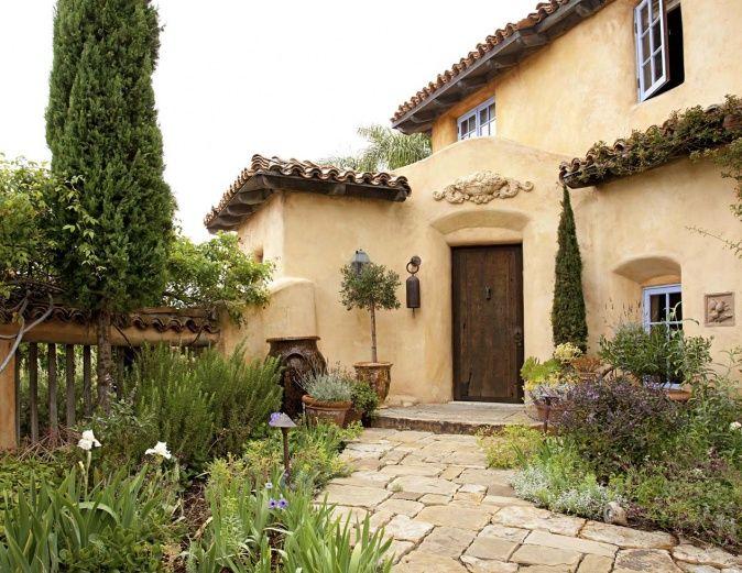 Landhaus In Der Toskana Toskana Haus Haus Garten Design