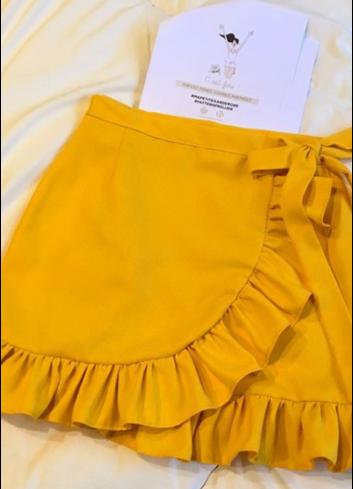 Patron Couture Jupe Prélude – PDF