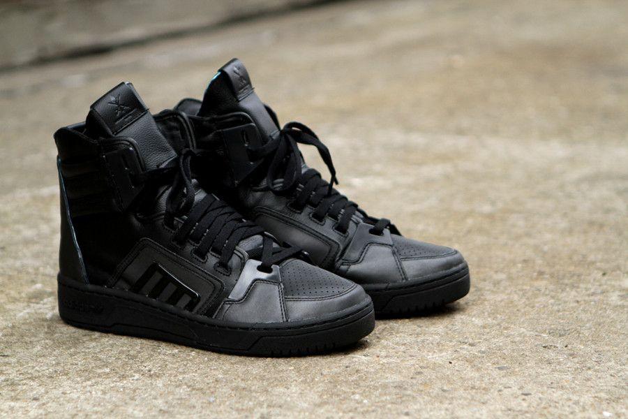 adidas originali x cerimonia di apertura bmx in scarpe nere