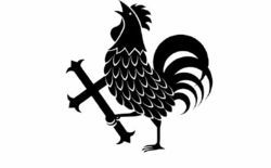 Image result for symbolism of rooster in christian