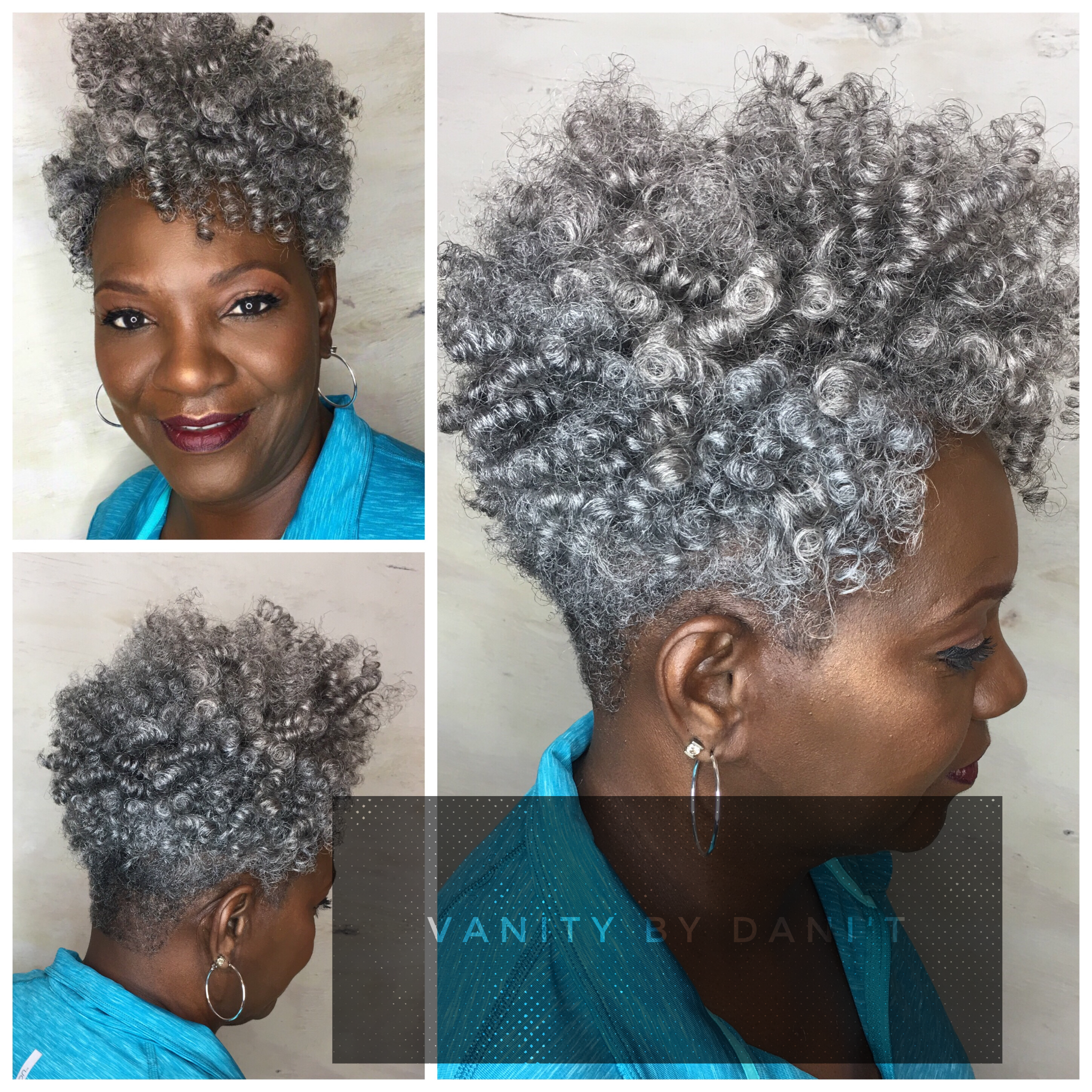 Vanity by DaniT has done it again This crochet tapered cut in