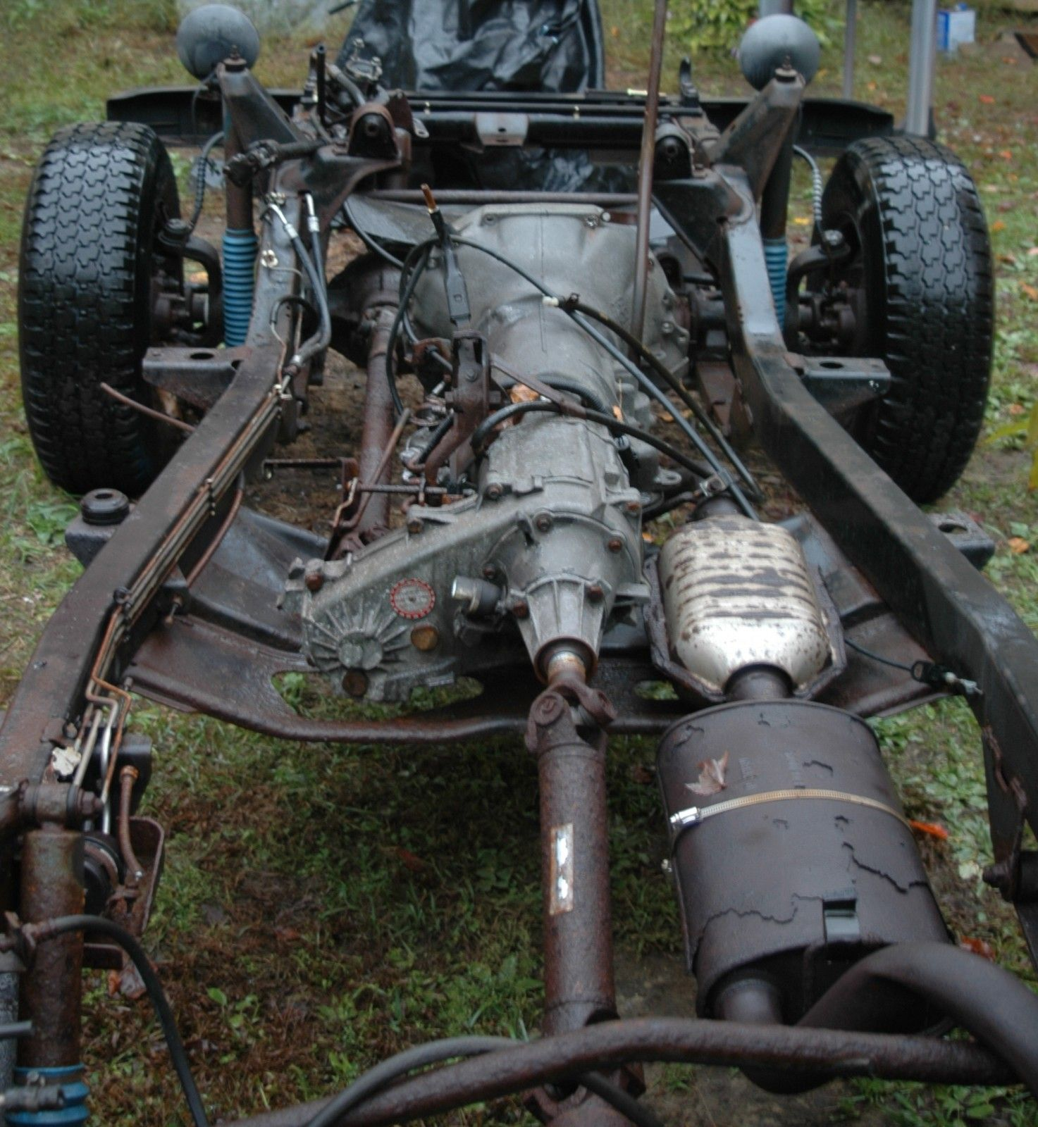 yj frame off restore how to restore and protect a tired fram jeep rh pinterest com
