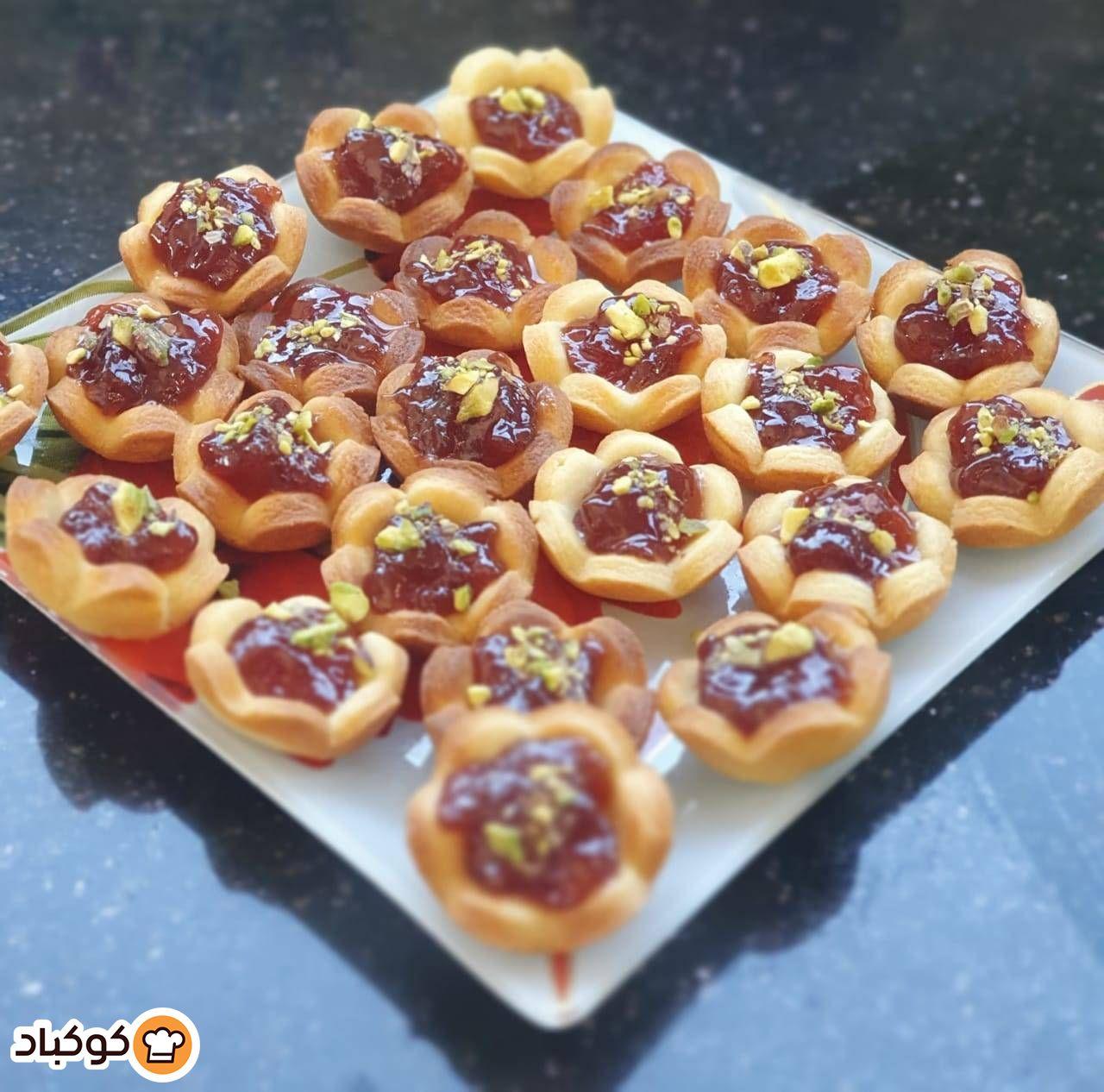 ميني تارت بالصور من Manal Ali Recipe Food Desserts Breakfast