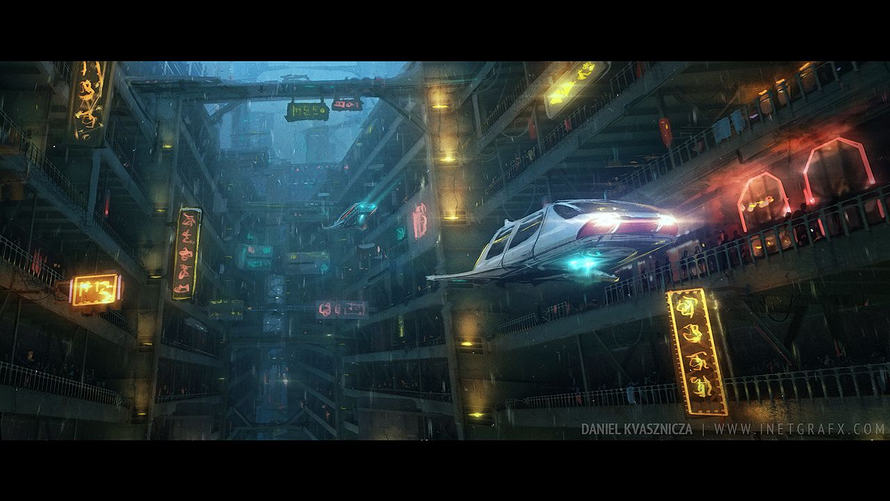 Hyper York: Underground Chinatown by =inetgrafx on ...
