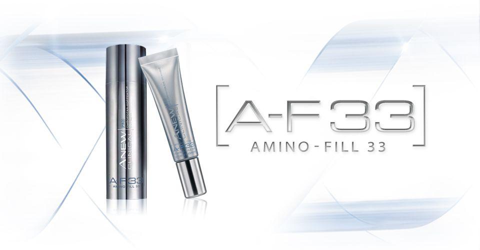 AVON Skincare - Notícias AVON - ANEW Clinical Pro Line com A-F33