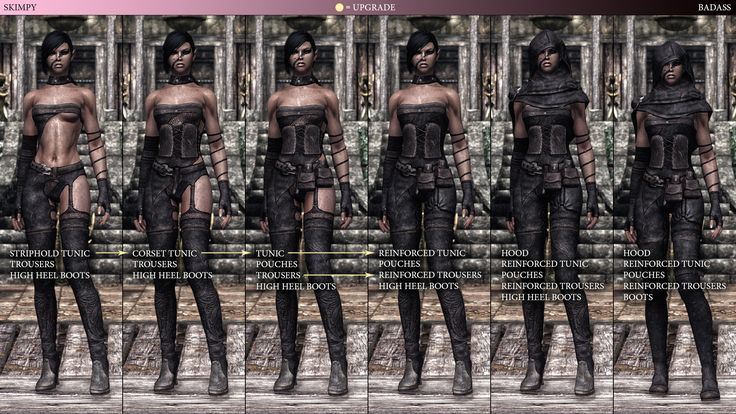 skyrim immersive armors mod - Google Search | Skyrim