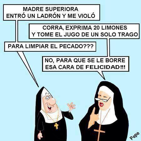 Humor De Monjasja Ja Ja Chistes Y Humor Pinterest Humor
