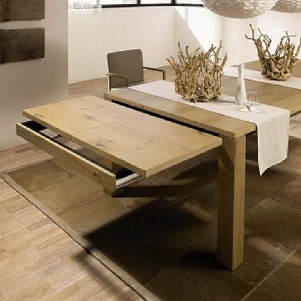 Expandable Dining Table For Small Spaces Why They Are So