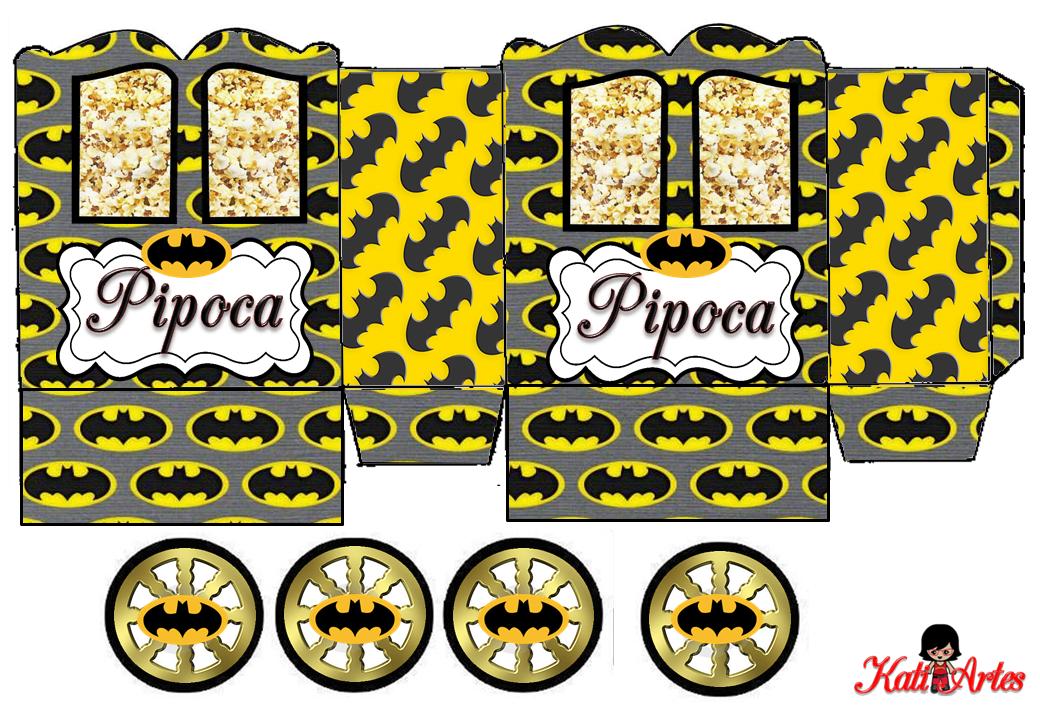 Popcorn box
