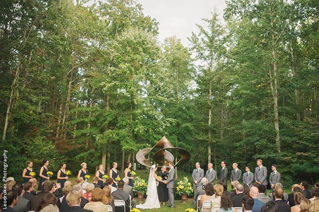 6 Unique Maryland Wedding Locations Were Crushing On Annmarie