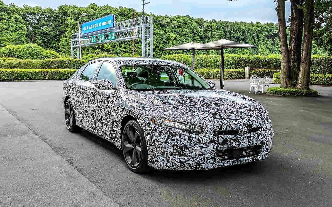 2020 Honda Accord Sedan Sport, Coupe Model http//www