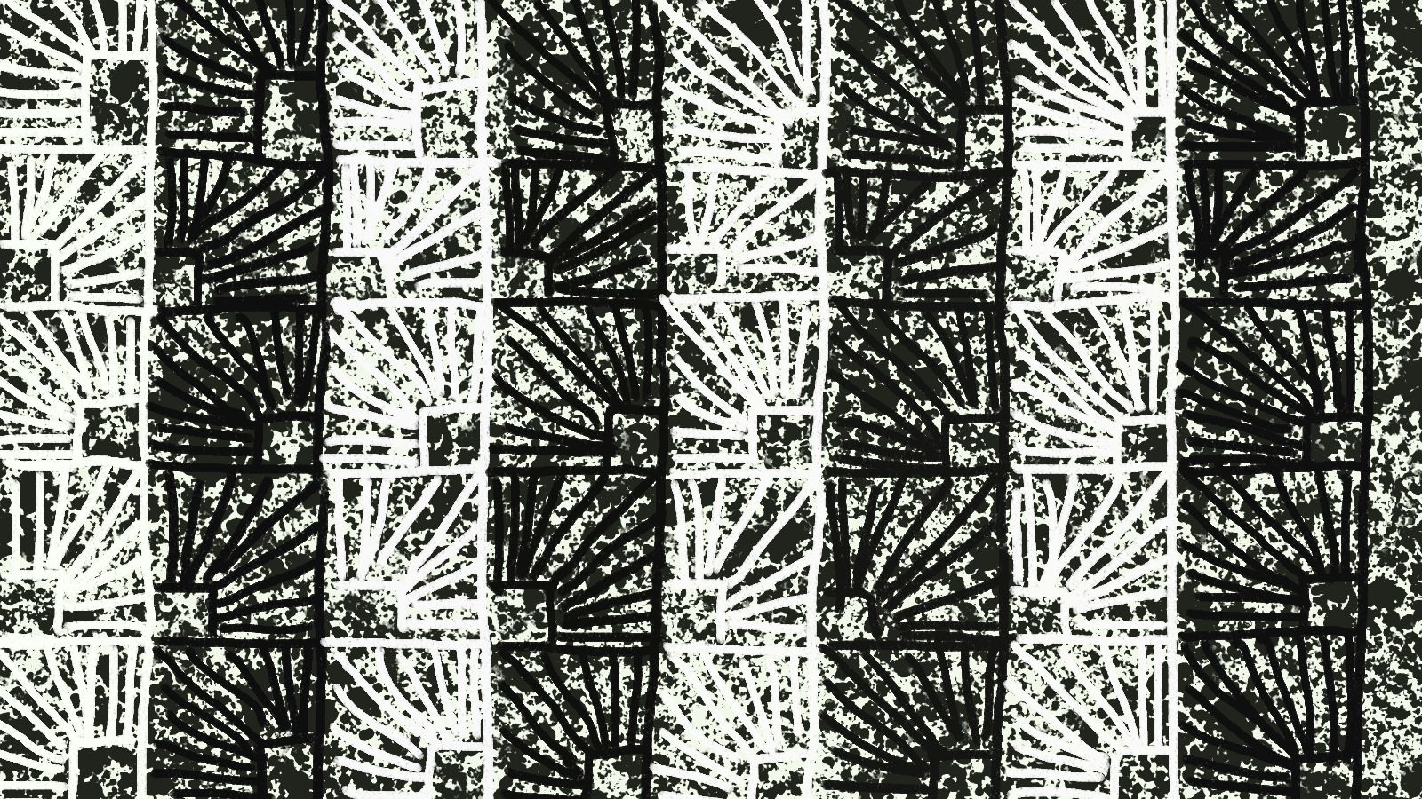 Trazos y Cuadros #pattern #blackandwhite #bw