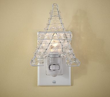 Pottery Barn Kids Eiffel Tower Nightlight Gorgeous Perfect For
