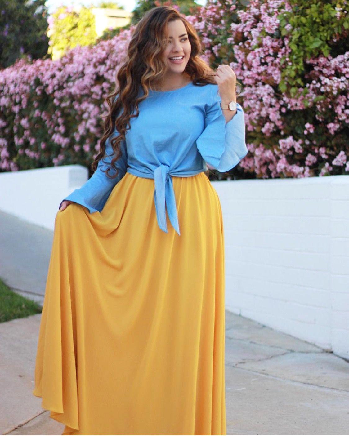d89d6a5952c2 yellow maxi skirt, flowy maxi skirt, long skirt, plus size blogger,  @skirtsociety, Los Angeles blogger