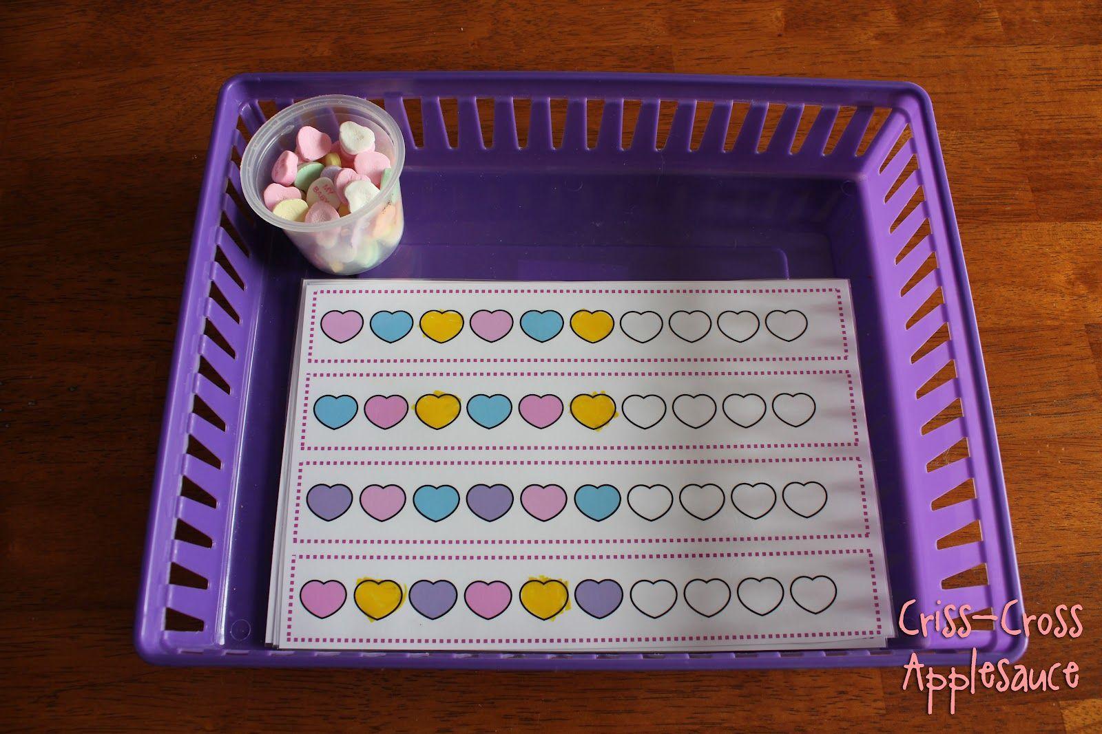 Heart Preschool Activities