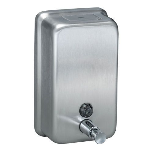 Soap Dispensers Are An Essential Part Of Any Commercial Restroom Retrofit Remodeling Or New Constr Soap Dispensers Liquid Soap Stainless Steel Soap Dispenser