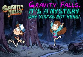 Gravity falls is a very smart tv show let your children watch it with laughter. All the family will love and enjoy it