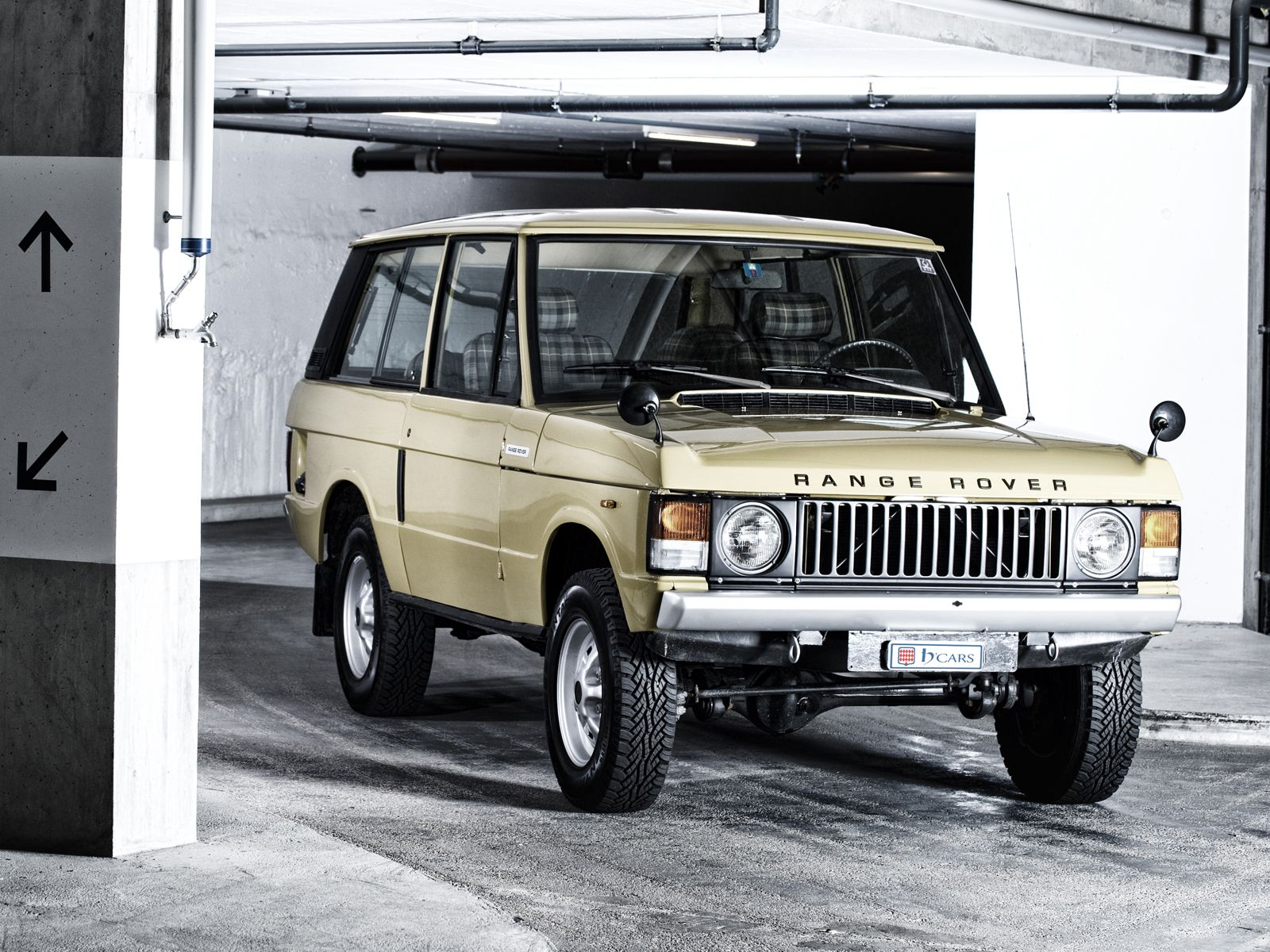 Range Rover Classic V8 - H\' Cars : the Youngtimers specialist | RR ...