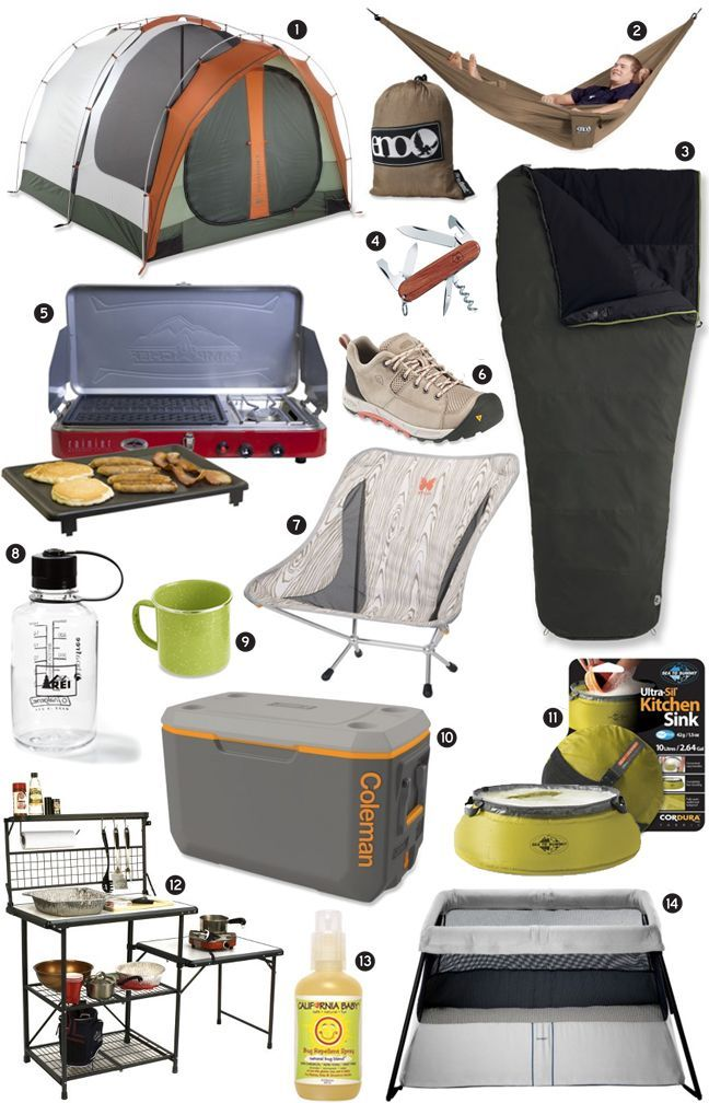 This Is Some Cool Camping Stuff