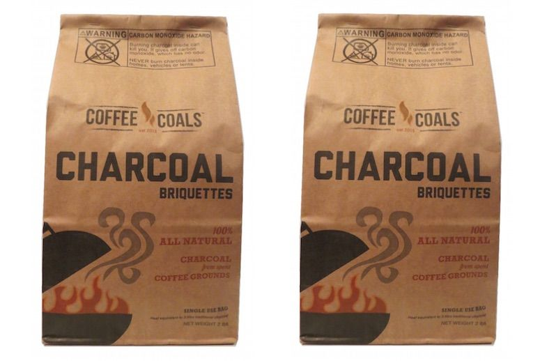 This Morning's Coffee Grounds Could Be the Fuel to Cook Tonight's Dinner Coffee Coals is turning a common waste product into clean-burning charcoal.