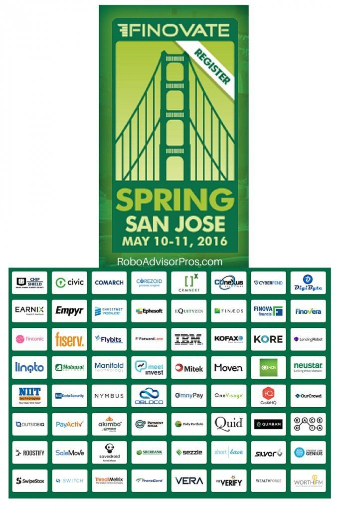 Learn about the newest robo-advisors, start up investing, #budgeting, #money management platforms from Finovate 2016 -… http://itz-my.com