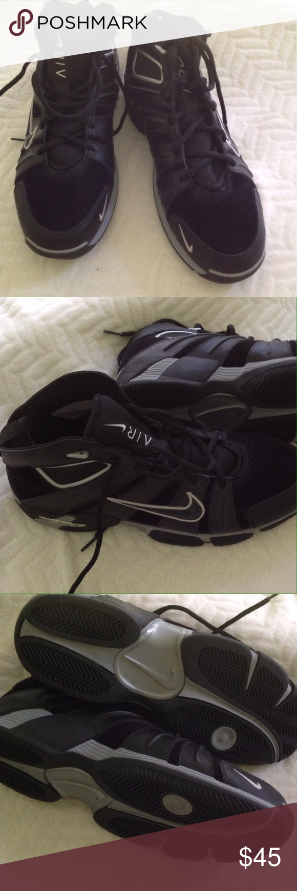 Men's Nike Air shoes Excellent like new Dual-D nikes air athletic shoes. Nike Shoes Athletic Shoes