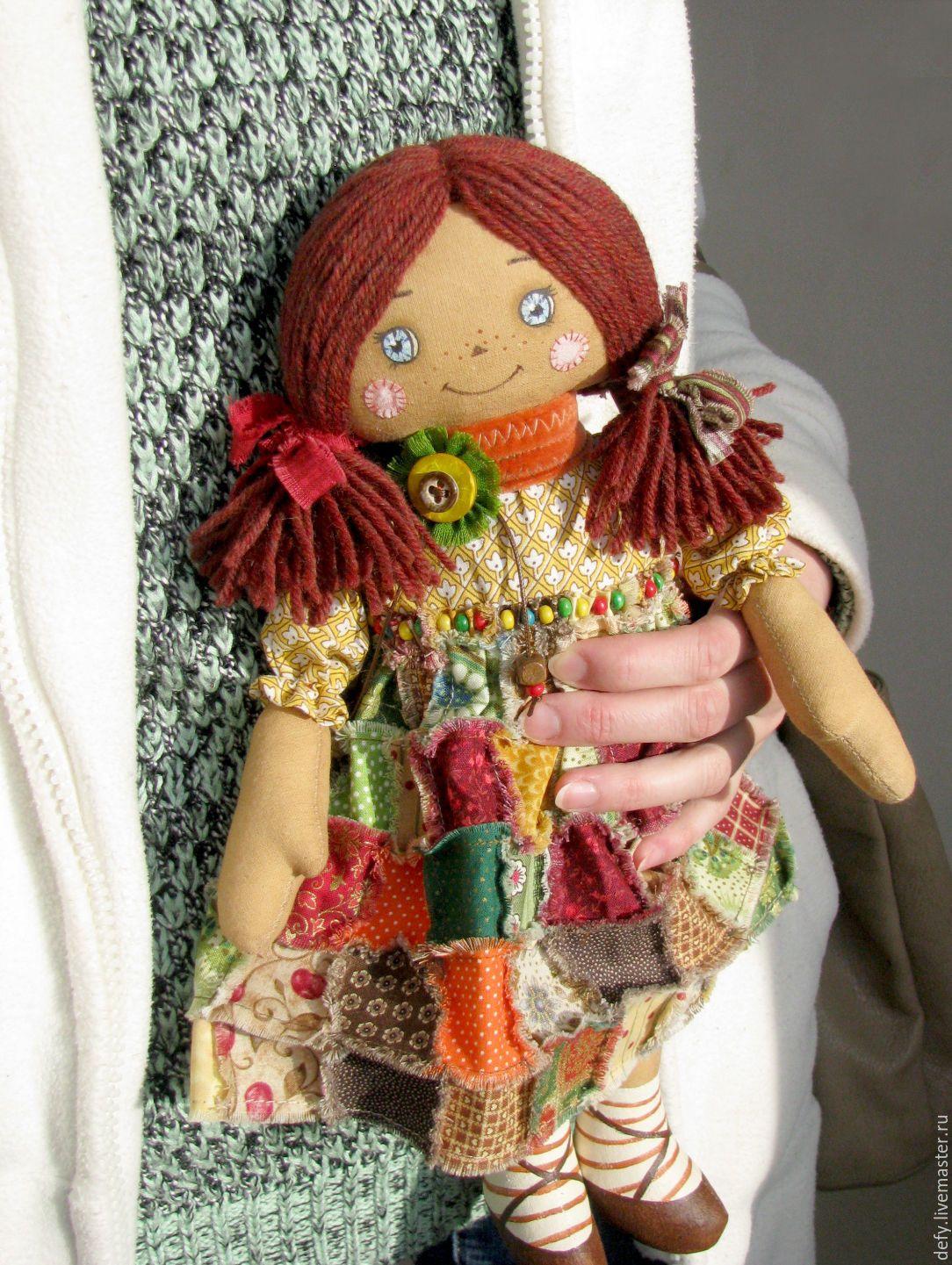 Выкройка к кукле реггеди энн фото 575