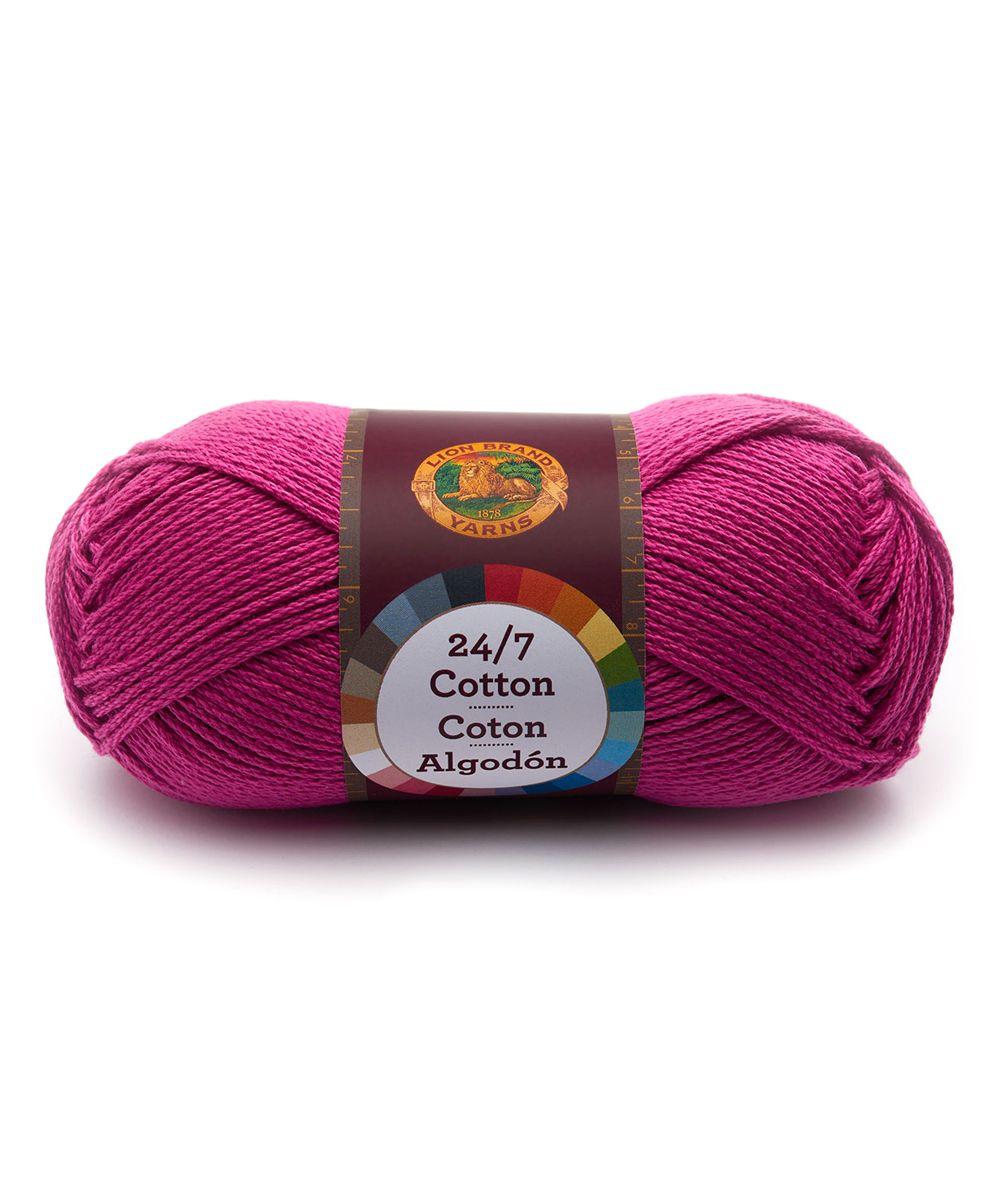 Rose Cotton Yarn - Set of Three