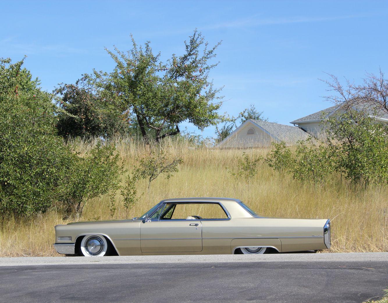 1966 cadillac coupe deville caddies rule misfits inc spokane washington